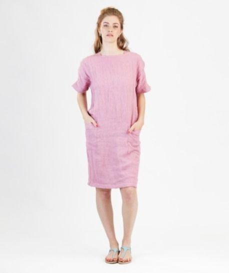 Robe Rose - Patron de couture avec instruction en Français chez Makerist - Image 1