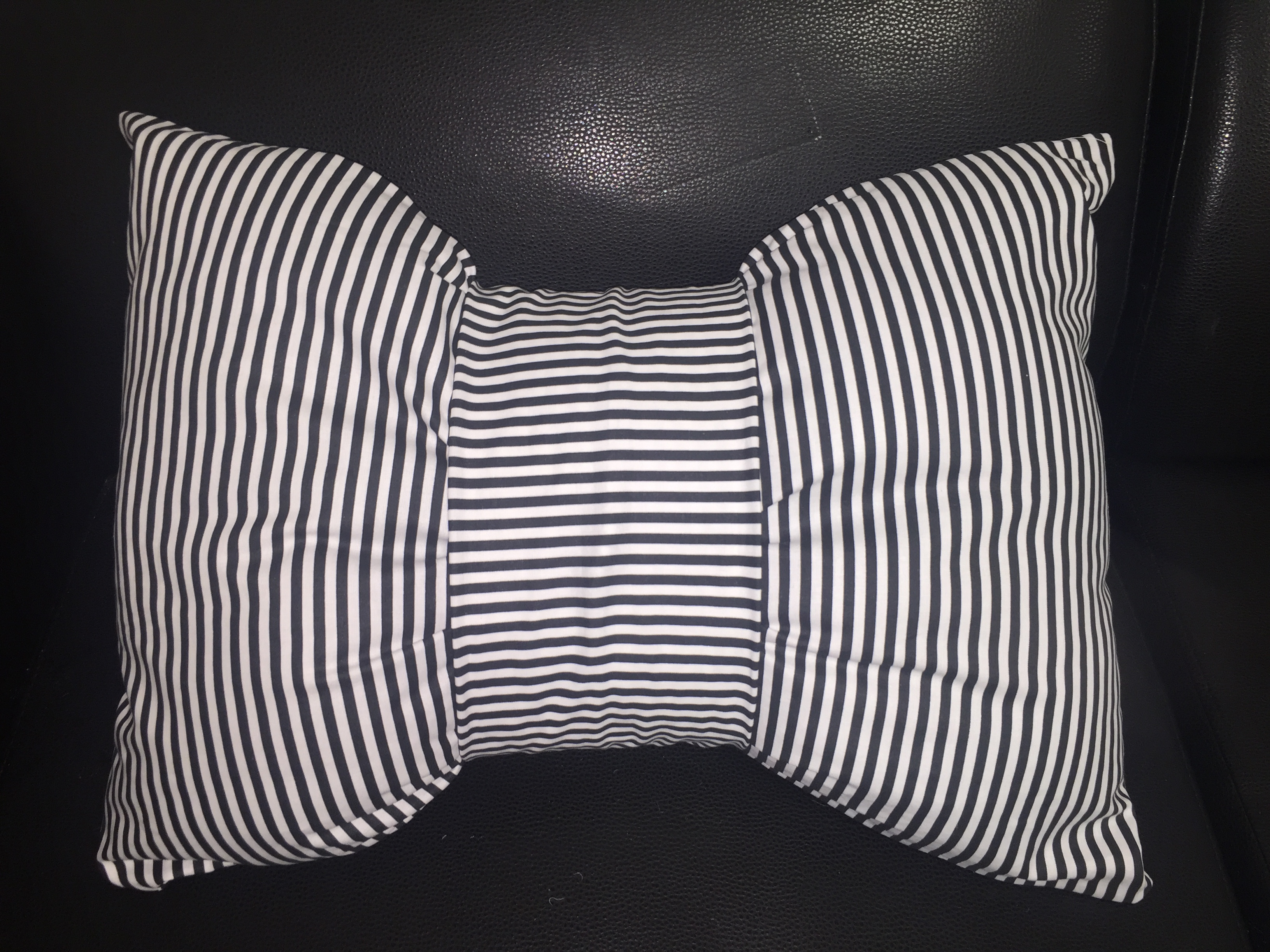 Coussin Noeud - couture
