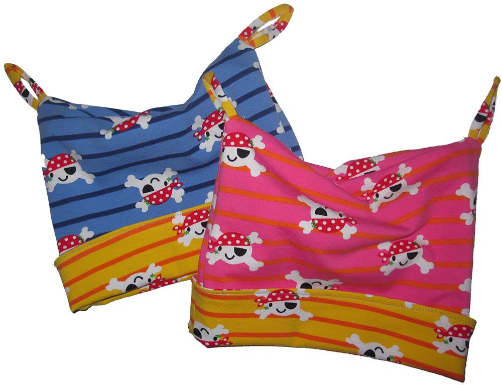 reversible hat with matching bandana sewing pattern baby
