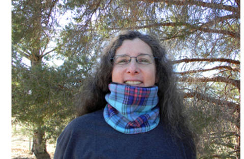 Reversible Fleece Neck Warmer PDF Pattern