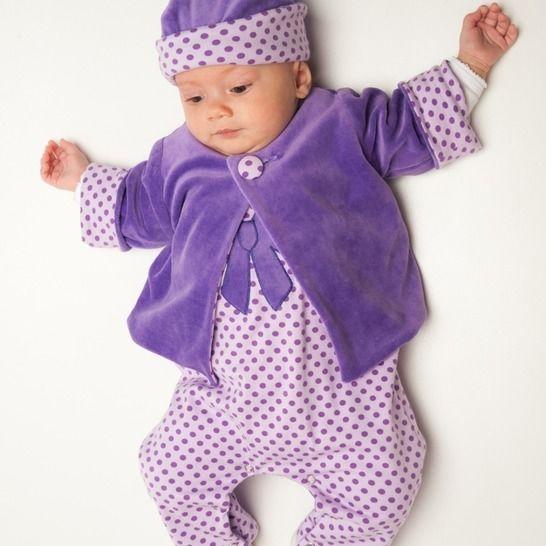 Sparpaket Babyset Schnittmuster Jacke Strampler und Mütze bei Makerist - Bild 1