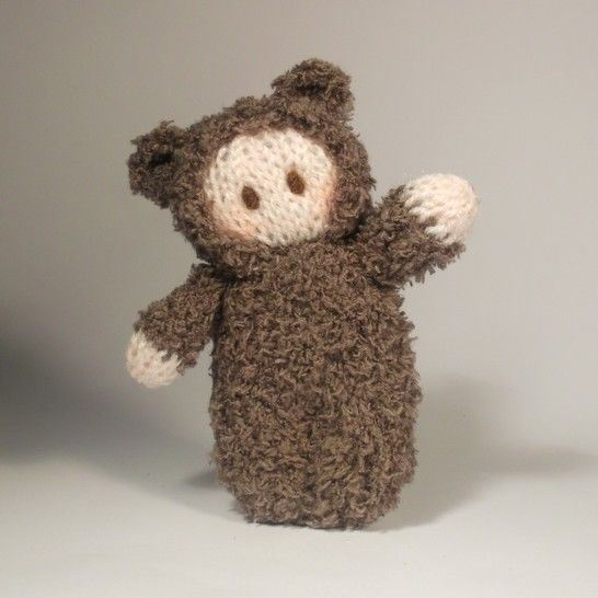 Teddy Bear Bitsy Baby Doll at Makerist - Image 1
