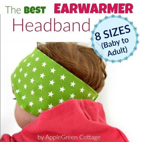 The Best Earwarmer Headband Pattern