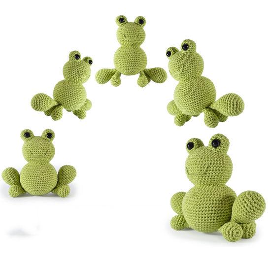 ANURA the Frog - Amigurumi Pattern - American at Makerist - Image 1