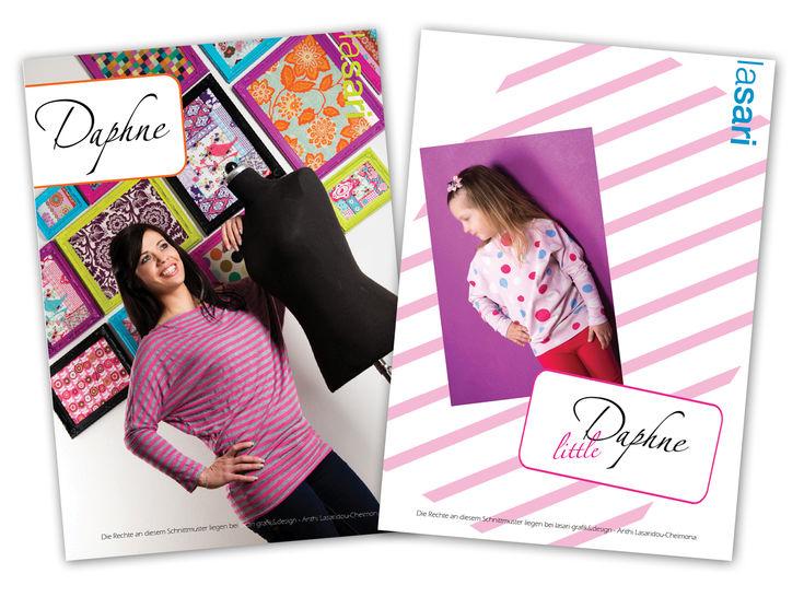 Kombi E-Book Daphne & littleDaphne bei Makerist - Bild 1