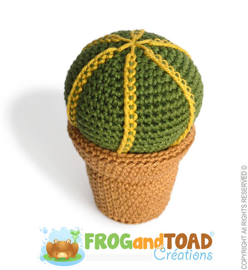CACTUS - Amigurumi Pattern - American terminology at Makerist - Image 1