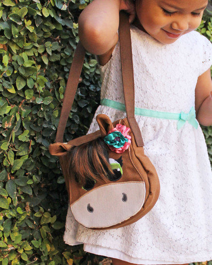 Horse Purse or Satchel Bag Child's Bag at Makerist - Image 1