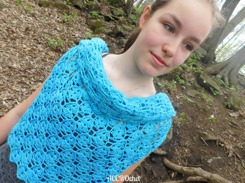 Hope - modèle de pull transformable à crocheter