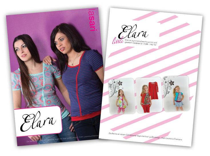 Kombi E-Book Elara & littleElara bei Makerist - Bild 1
