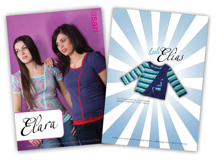 Kombi E-Book Elara & littleElias bei Makerist - Bild 1