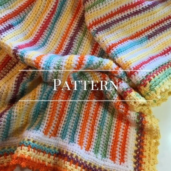 Beachy Baby Blanket at Makerist - Image 1