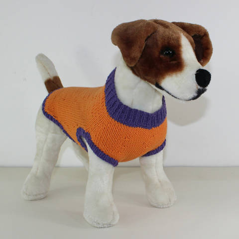 Simple Dog Coat CIRCULAR