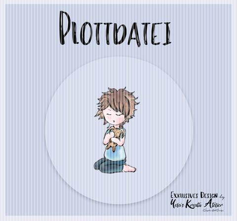 "Plotterdatei  Yela`s Kreativ Atelier "" Mary """