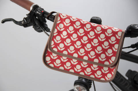 Nähanleitung Umhängetasche und Fahrradtasche bei Makerist