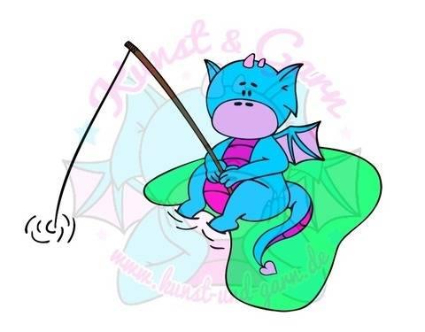 Plotterdatei Angler-Lilo