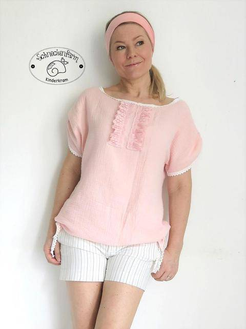 EAZZY.SHIRT GR. 32-54 bei Makerist