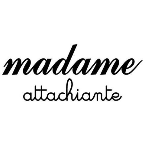 Madame Attachiante - Fichier de découpe Plotter