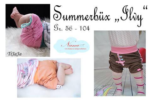 """Summer Büx """"Ilvy"""" Gr. 56-104"""