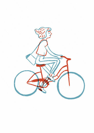 Bicycle Club - Fichier pour Plotter chez Makerist - Image 1