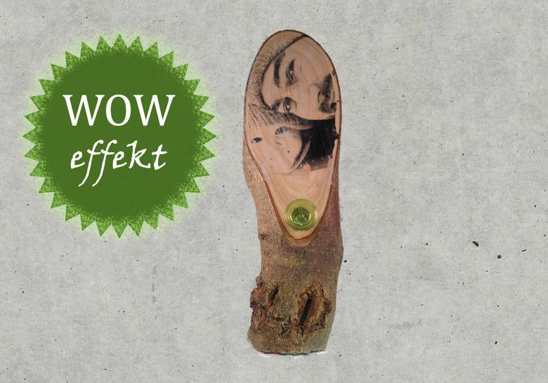 woodART - dein Bild auf Holz - WOW Effekt  bei Makerist - Bild 1