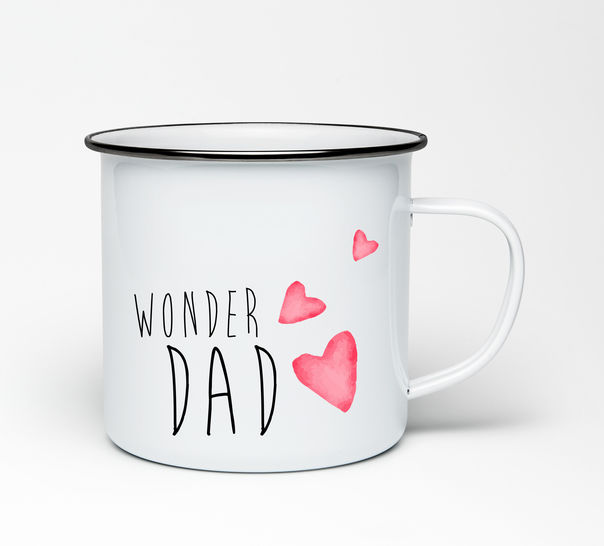 Wonder Dad - Fichier de découpe Plotter par Pic et Colegram chez Makerist - Image 1