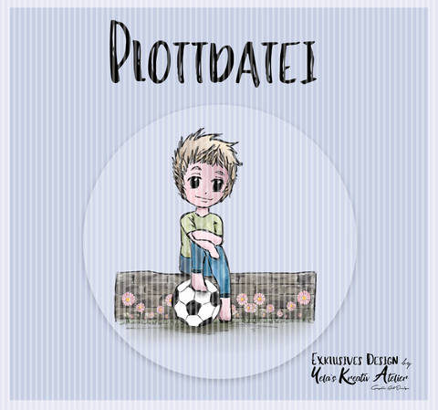 "Plotterdatei  Yela`s Kreativ Atelier "" Henry """