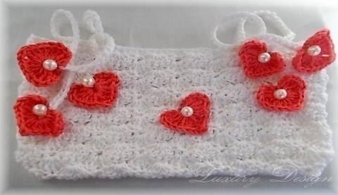 Tasche für Ballerinas mit Herzen *Lifestyle Design No.7*