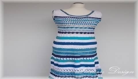 Sommerkleid Größe S-XL *Luxury Design No.25*