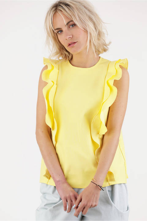Shirt Amanda - Patron de couture avec instruction en Français chez Makerist