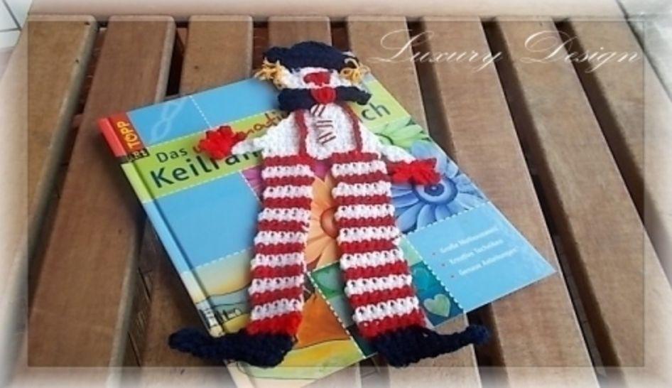 Lesezeichen *Book Style No.2* bei Makerist - Bild 1