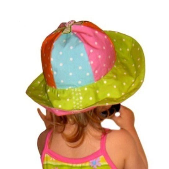 Hut, Wendehut Mia, Mädchen, Nähanleitung und Schnittmuster bei Makerist - Bild 1