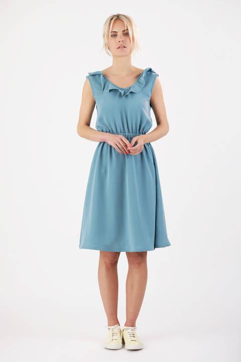 Chari Dress and Shirt - Sewing Pattern and Instruction at Makerist