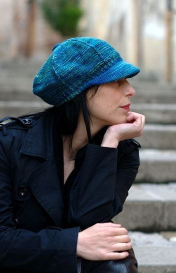 Camden cap - knitting pattern at Makerist - Image 1