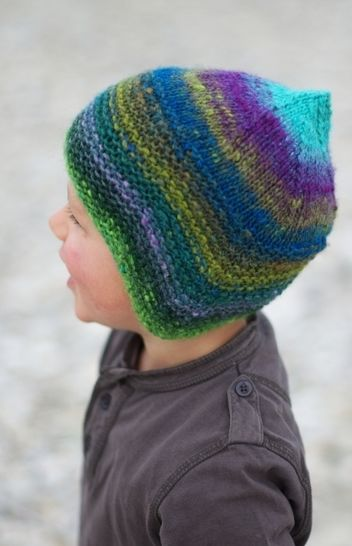 Quynn beanie hat - knitting pattern at Makerist - Image 1
