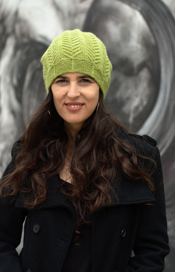 Pinua cabled hat - knitting pattern at Makerist - Image 1