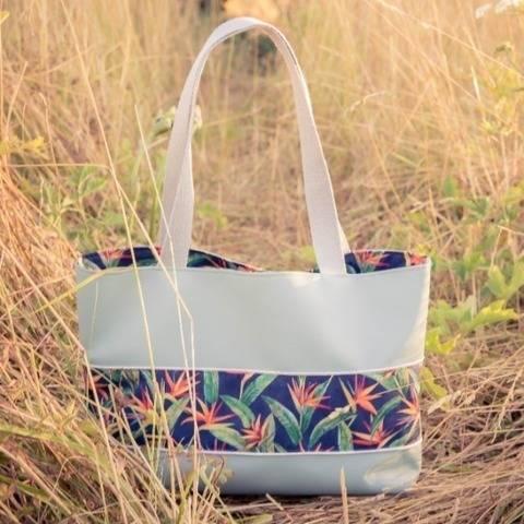 Le sac cabas facile ( en 4 tailles différentes )
