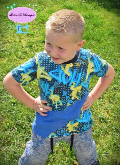 Little Sunshine Shirt und Top bei Makerist