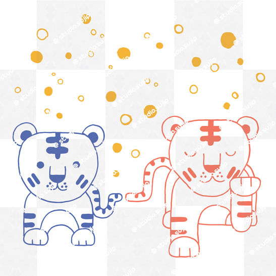 Cool tigers_cutting files at Makerist - Image 1