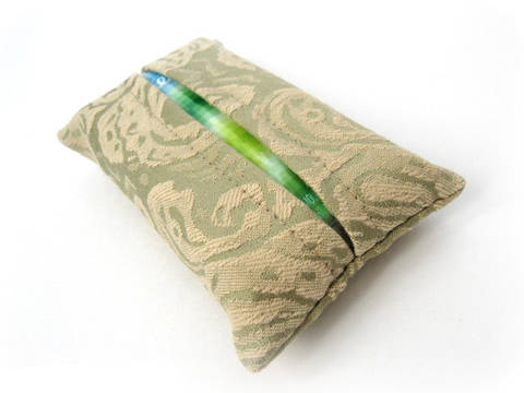 DIY Travel pocket tissue holder tutorial - tutorial PDF download sewing pattern at Makerist
