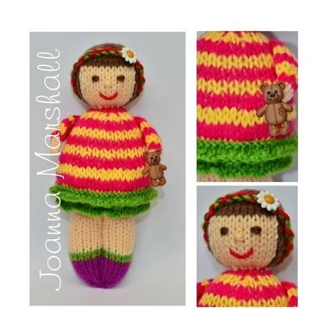 Thomasina Rag Doll  at Makerist