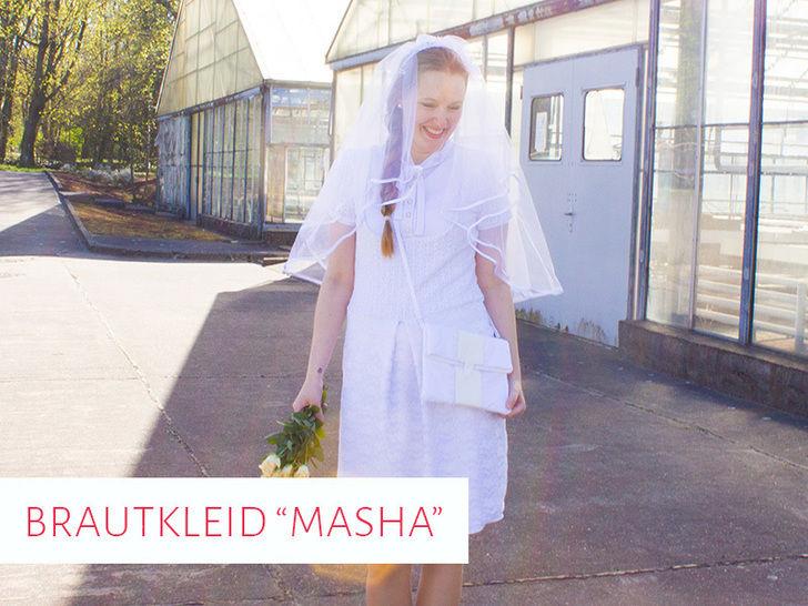 """Brautkleid / Hochzeitskleid """"Masha"""" bei Makerist - Bild 1"""