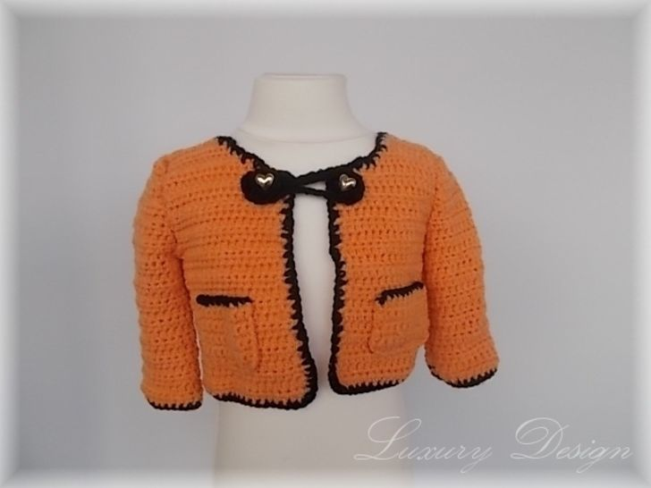 Babyjacke *Royal Design No.1* bei Makerist - Bild 1