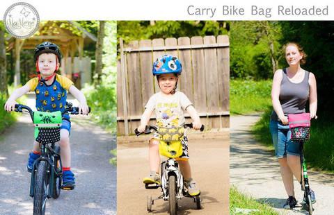 Carry Bike Bag 2.0 bei Makerist