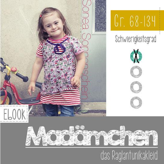 "Tunika ""Madämchen"" eBook Schittmuster Nähanleitung bei Makerist - Bild 1"