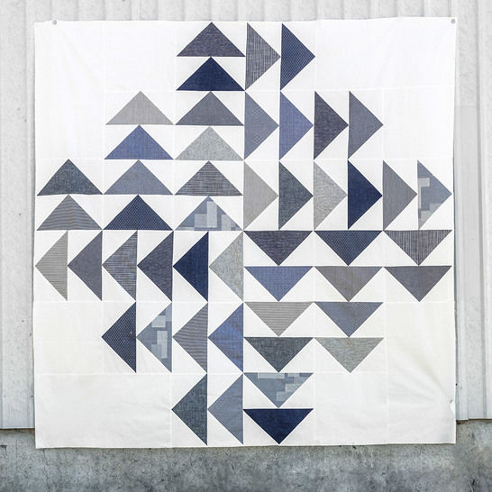 Four Winds Quilt Pattern at Makerist - Image 1