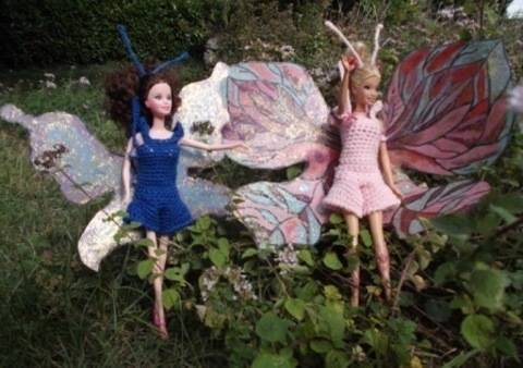 Barbie Papillon chez Makerist