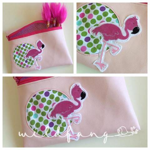 Plotterdatei - Ingo Flamingo