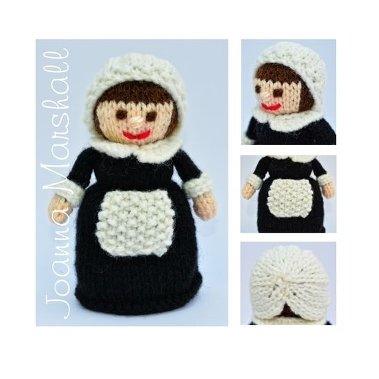 Constance Pilgrim Doll 1620 at Makerist - Image 1