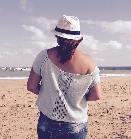 Summer, pull léger pour l'été à tricoter chez Makerist - Image 1