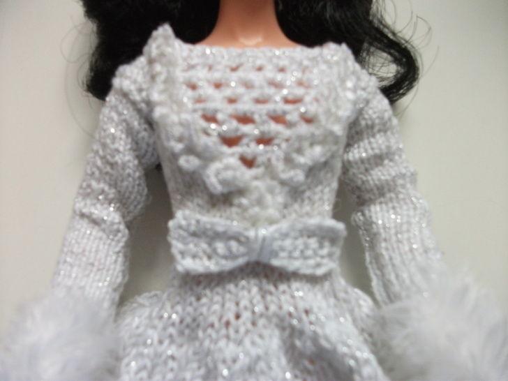 Kaia Winter Princess Pattern for Barbie at Makerist - Image 1